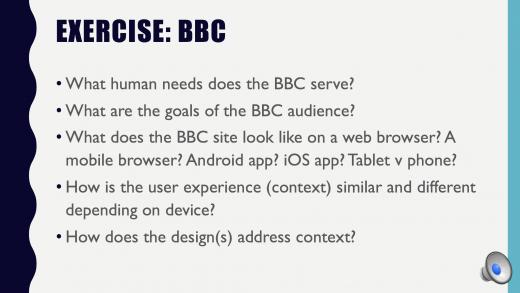 bbc exercise