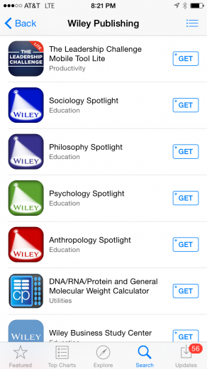 wiley-publishing-list-ios