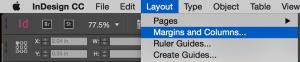 INDD-margins