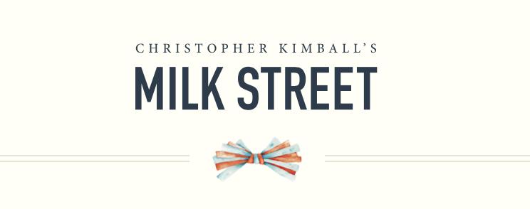 milk street logo